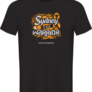 Sydney is Our Warrior T-Shirt